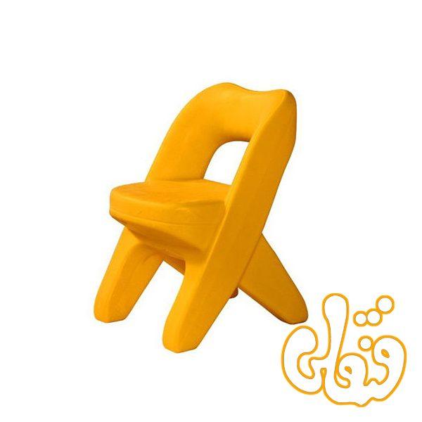 صندلی کودک استار-زرد