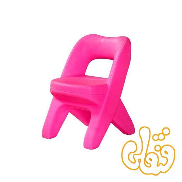 صندلی کودک استار-صورتی