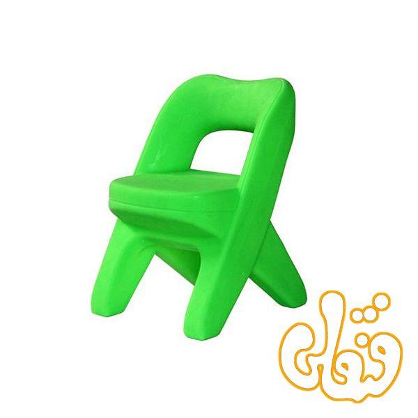 صندلی کودک استار-سبز