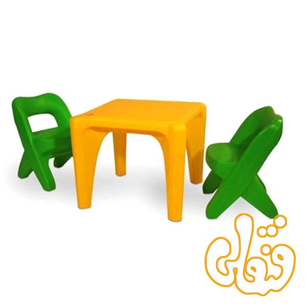 میز مربع کودک استار