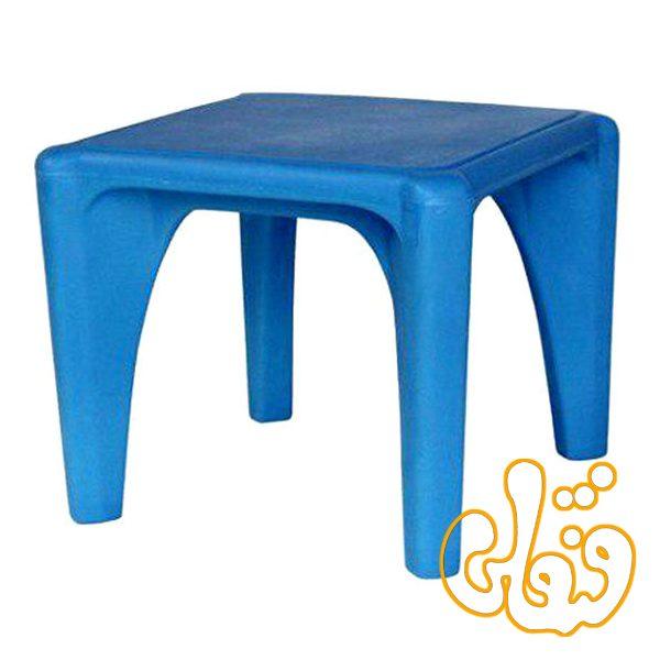 میز مربع کودک استار-آبی