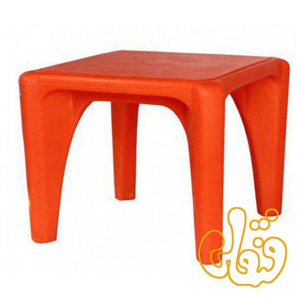 میز مربع کودک استار-قرمز