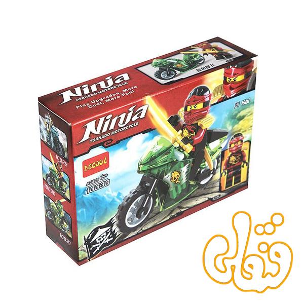 ساختنی لگو نینجاگو با موتور Kai 10030