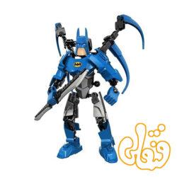 ساختنی لگو بتمن سری ابرقهرمان BAT HERO 6001