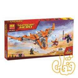 ساختنی لگو هواپیما و تانوس 10839