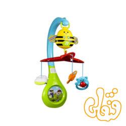 آویز بالا تخت مدل زنبور وین فان 3 کاره Busy Bee Mobile 856