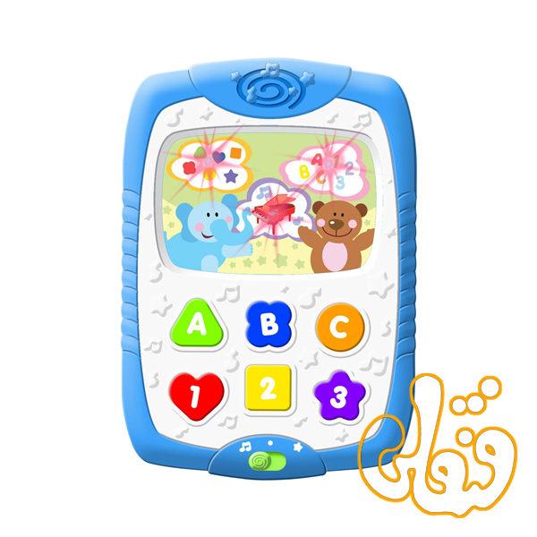 تبلت آموزشی وین فان Baby's Learning Pad 732