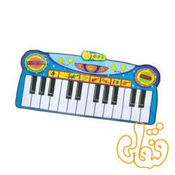 ارگ فرشی بزرگ وین فان STEP-TO-PLAY GIANT PIANO MAT 2505
