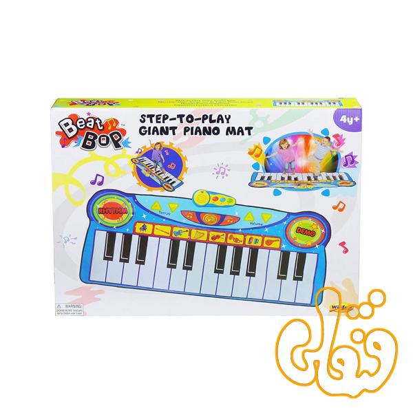 ارگ فرشی کوچک وین فان TAP 'N PLAY PIANO MAT 2512