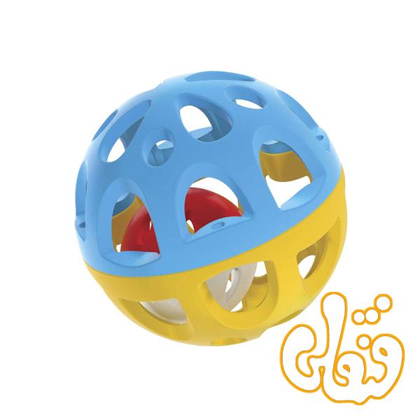 توپ جغجغه ای وین فان Easy Grasp Rattle Ball 779