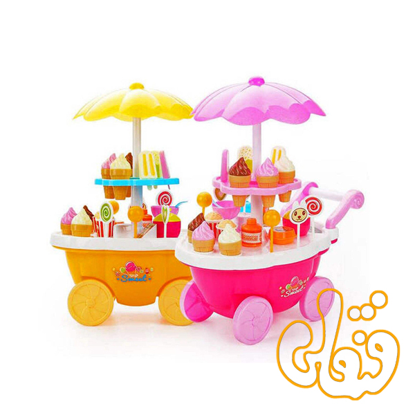 چرخ بستنی فروشی 666-137