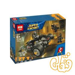 ساختنی لگو موتور بتمن 07108