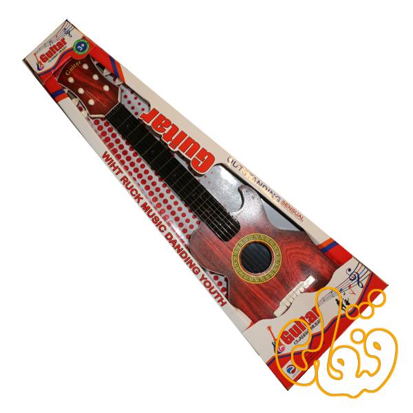 گیتار کلاسیک طرح چوب 78 سانتیمتری