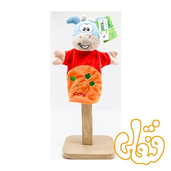عروسکهای پاپت نمایشی 100100-گاو