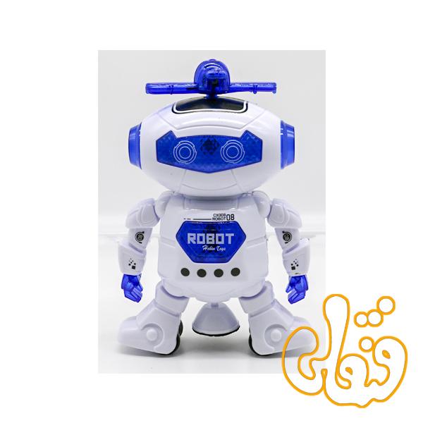 ربات چراغدار چرخشی 2865
