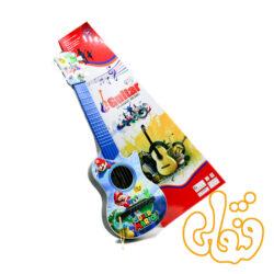 گیتار متوسط طرح ماریو