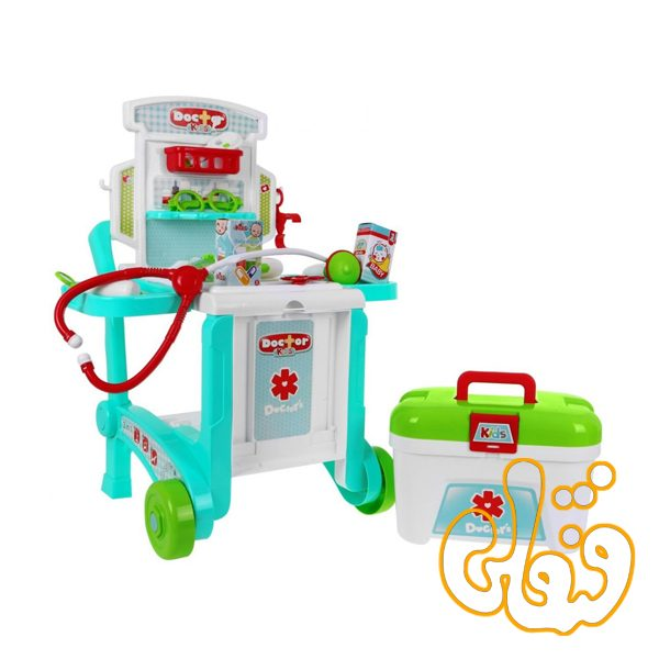 میز و وسایل دکتر کوچولو Little Doctor 008-929