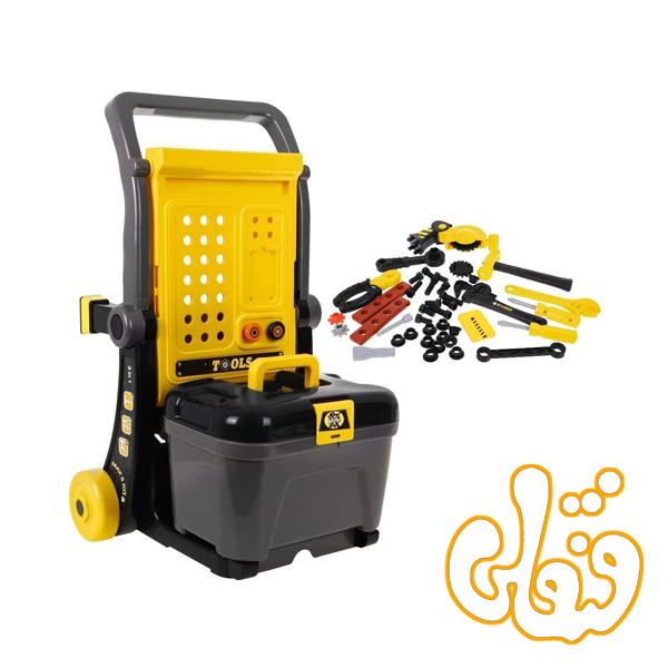 ست میز ابزار مکانیک کوچولو Deluxe Tool Set 008-928