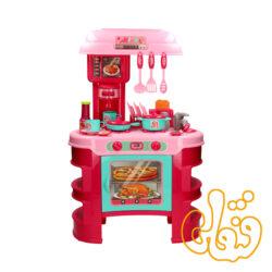 آشپزخانه اجاق گاز Kitchen Cook Little Chef 008-908