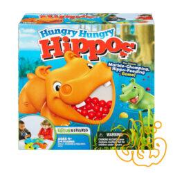 هیپو اسب آبی گرسنه Hungry Hippos 98936