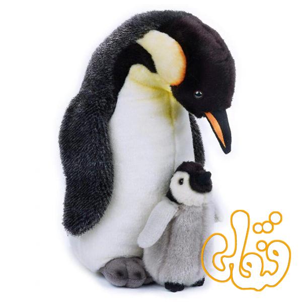 پنگوئن با بچه Pinguino con Baby NGS 770821