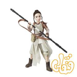 عروسک فیگور جنگ ستارگان STAR WARS REY OF JAKKU C1622