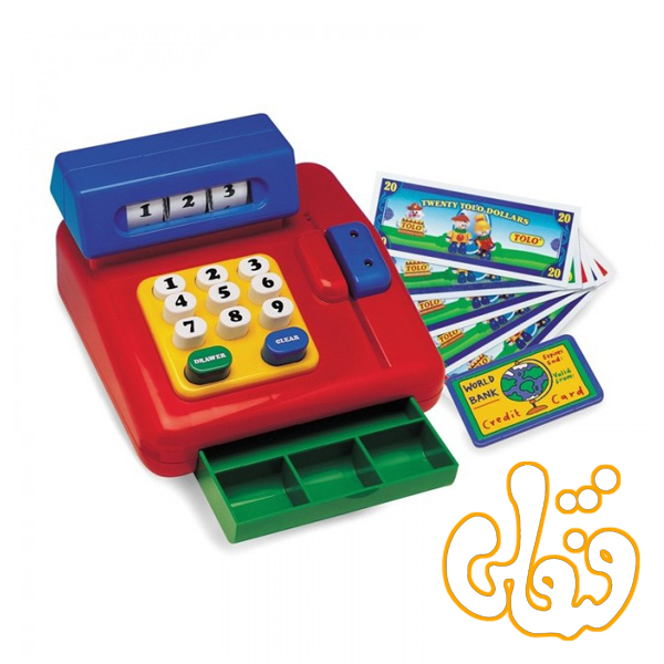صندوق پول فروشگاهی الکترونیکی تولو Electronic Cash Register 89240