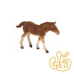 کره اسب کچل سافک Suffolk Punch Foal 387196