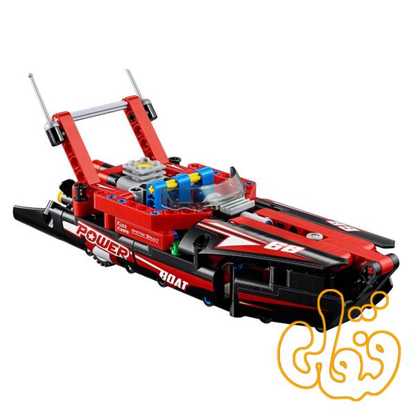 ساختنی لگو قایق سرعتی 13383
