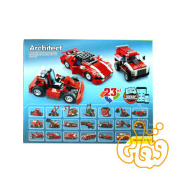 ساختنی لگو 23 مدل ماشین 3110