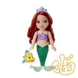 عروسک پری دریایی سخنگو Colors of the Sea Ariel 79514