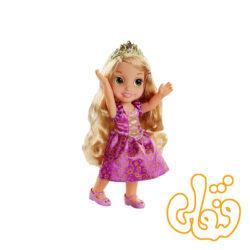عروسک راپونزل با پاسکال و 2 ست فنجان Tea Time With Rapunzel & Pascal 952958
