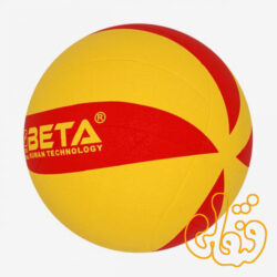 توپ والیبال لاستیکی طرح میکاسا سایز 5 بتا