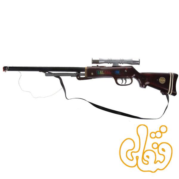 تفنگ بادی دو لول