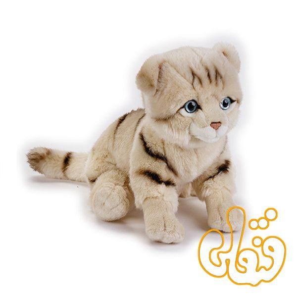عروسک گربه اسکاتلندی Scottish Fold Cat 770673