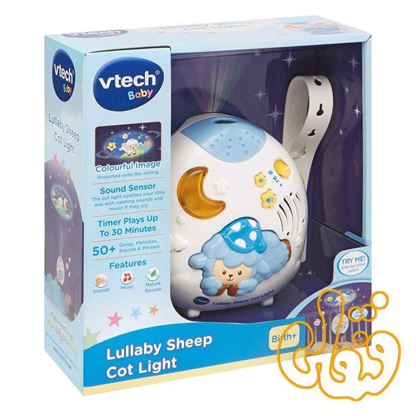 چراغ خواب گوسفند قصه گو ویتک Lullaby Sheep cot Light 508703