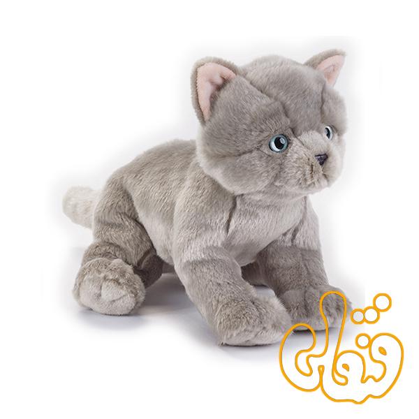 عروسک بچه گربه مو کوتاه بریتانیا British Shorthair Kitten 770674