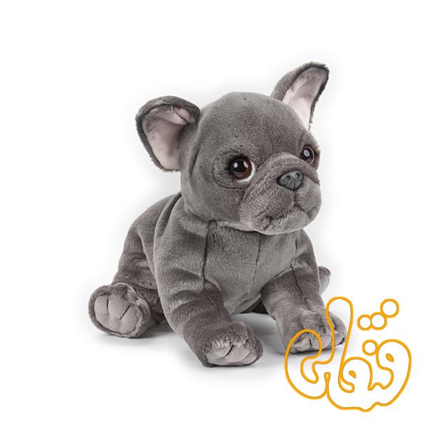 عروسک سگ بولداگ فرانسوی Blue French Bulldog 770681