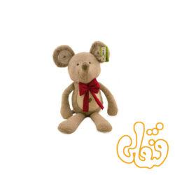 عروسک موش پاپیون دار 100160