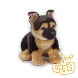 عروسک سگ ژرمن شپرد German Shepherd 770687