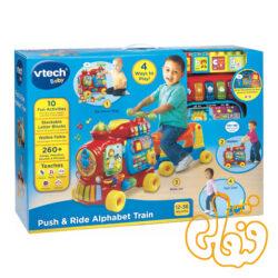 قطار آموزشی و واکر ویتک Push & Ride Alphabet Train 181903