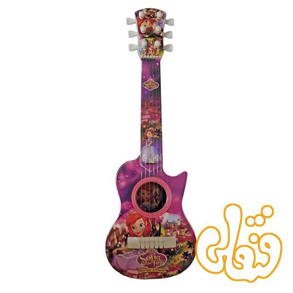 گیتار متوسط طرح سوفیا