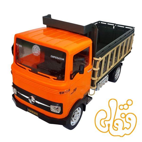 ماشین کامیون طرح خاور درج