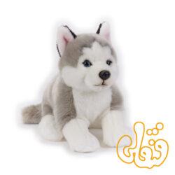 عروسک سگ هاسکی Husky 770684