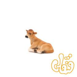گوساله جرسی نشسته Jersey Calf Lying Down 387144