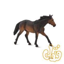 اسب کوارتز دودی Quarter Horse Sooty Bay 387151
