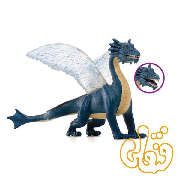 اژدها دریایی با آرواره متحرک Sea Dragon with Articulated Jaw 387252