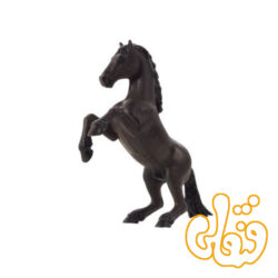 اسب ایستاده سیاه Mustang Rearing Black 387359