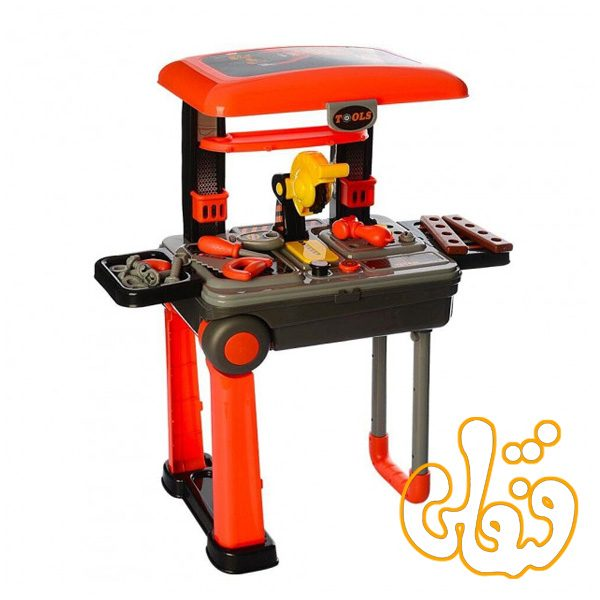 ست میز ابزار و چمدان 008-922