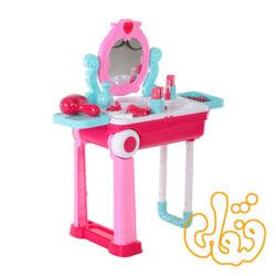 ست میز آرایشی و چمدان 008-923
